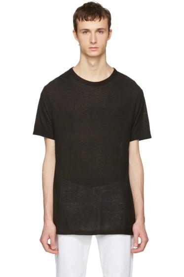 T by Alexander Wang - Black Pilling T-Shirt