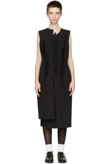 Comme des Garçons - Black Ruffle Dress