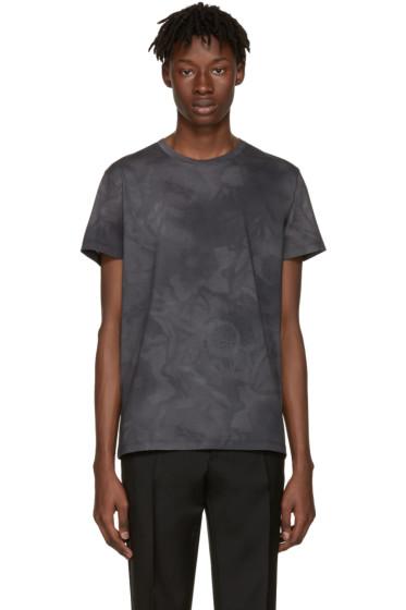 Jil Sander - Grey Flower T-Shirt