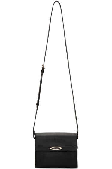 Lanvin - Black Mini Flap Bag
