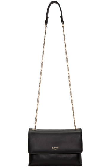 Lanvin - Black Mini Sugar Bag
