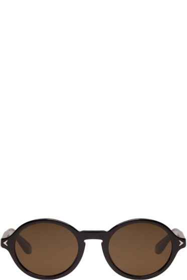 Givenchy - Black Acetate Sunglasses