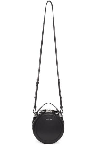 Carven - Black Round Bag