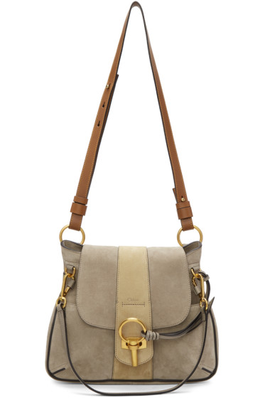 Chloé - Grey Small Lexa Bag