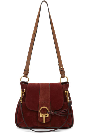 Chloé - Red Small Lexa Bag