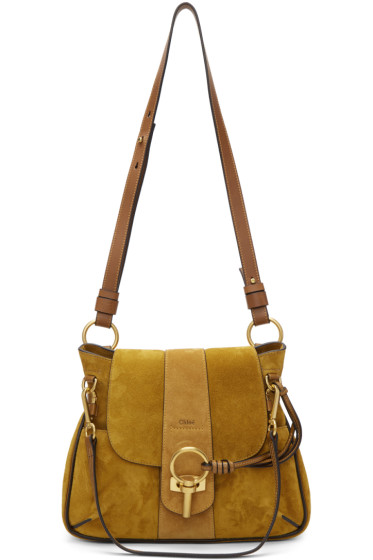 Chloé - Brown Small Lexa Bag