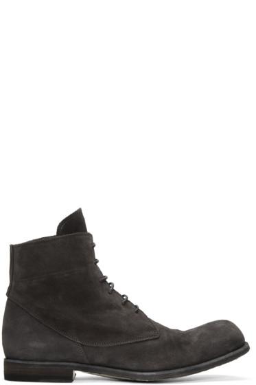Officine Creative - Grey Bubble 10 Boots