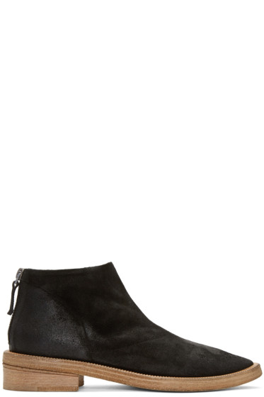 Marsèll - Black Cuneone Boots