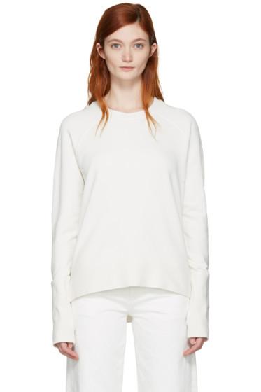 BLK DNM - Off-White 85 Pullover
