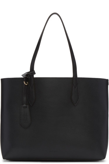 Burberry - Black Labenby Tote