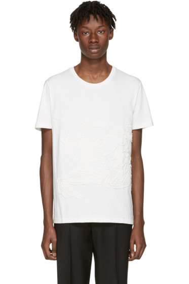 Burberry - White Rio T-Shirt