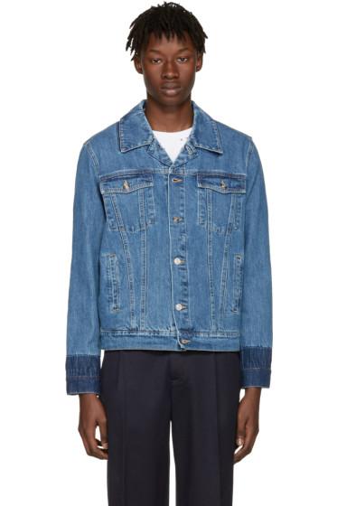 Kenzo - Navy Denim Jacket