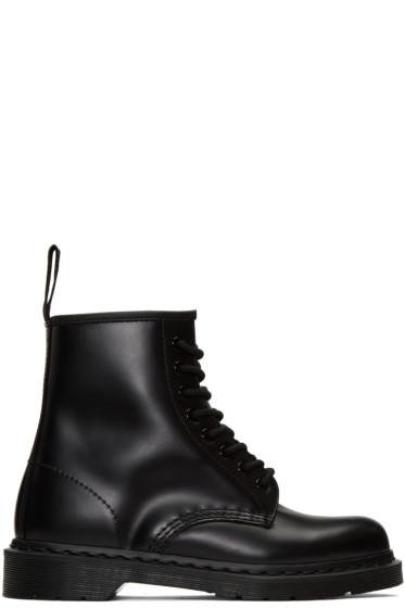 Dr. Martens - Black 1460 Mono Boots