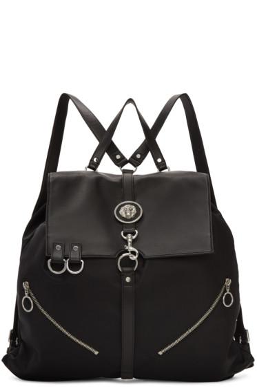 Versus - Black Medusa Backpack