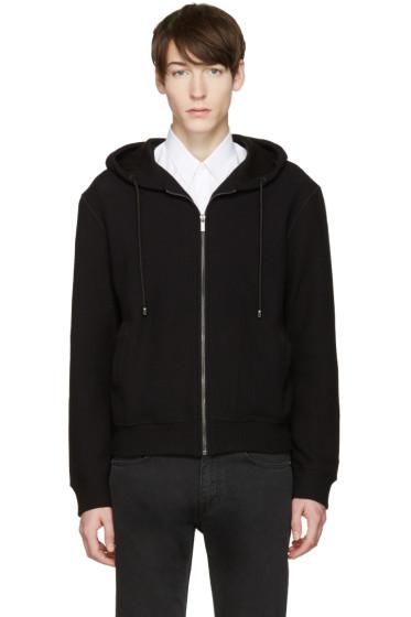 Calvin Klein Collection - ブラック ペルバー フーディ