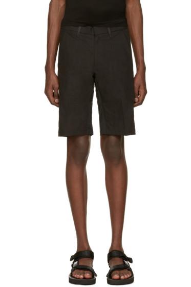Arc'teryx Veilance - Black Apparat Shorts