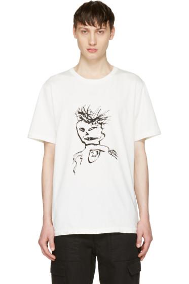 Yang Li - White William Burroughs T-Shirt