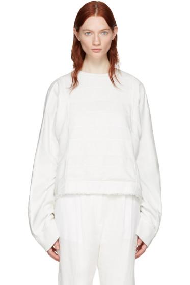 Haider Ackermann - Off-White Polonium Pullover