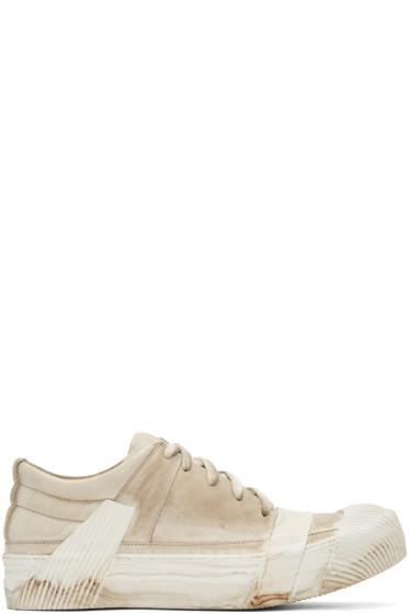 Boris Bidjan Saberi - Off-White Bamba 1 Sneakers