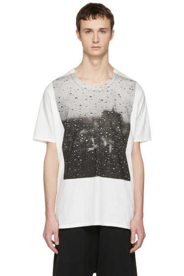 Nude:mm - Off-White Rain T-Shirt