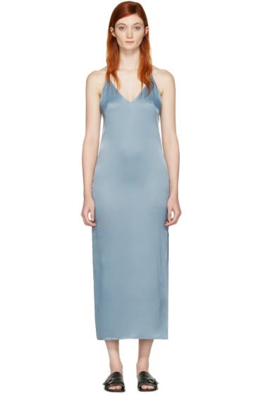 Won Hundred - Blue Seline Dress