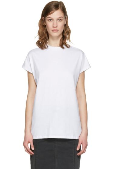 Won Hundred - White Cotton Proof T-Shirt