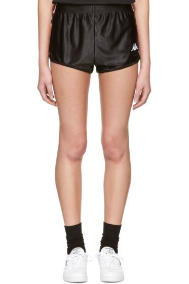 Gosha Rubchinskiy - Black Kappa Edition Sport Shorts