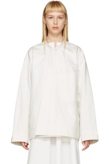 Lemaire - Off-White Vareuse Jacket
