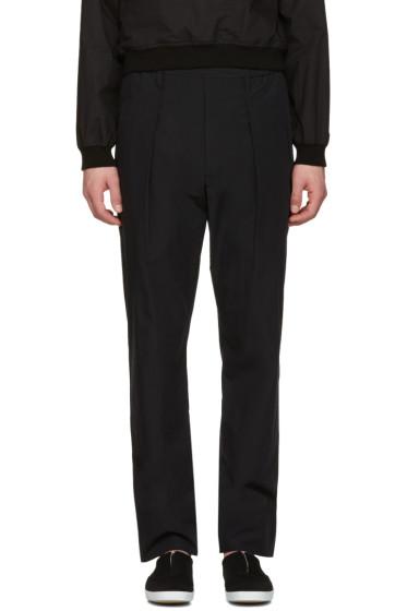 Lemaire - Black Boxer Trousers