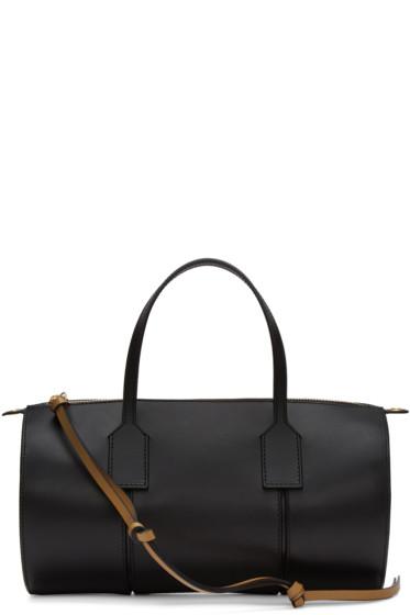 Loewe - Black Small Barrel Bag