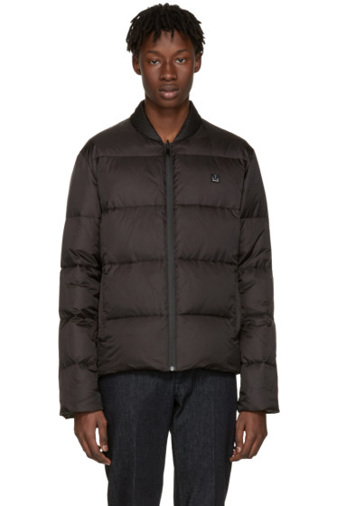 Fendi - Reversible Black Down Quilted Jacket