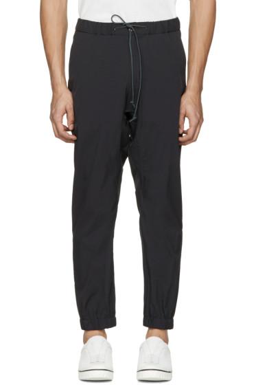 Attachment - Black Slim Trousers