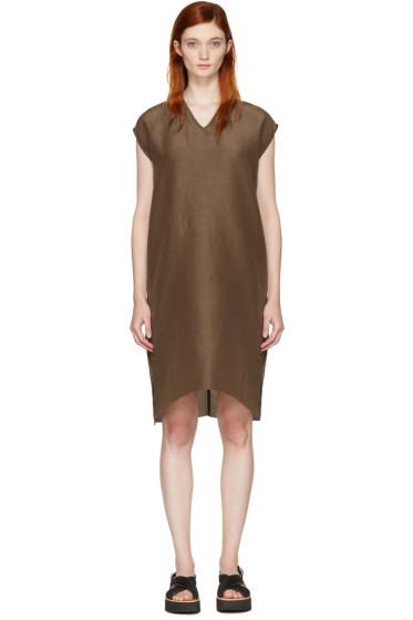 Simon Miller - ブラウン シール ドレス