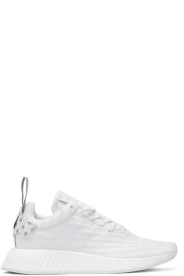adidas Originals - ホワイト NMD R2 PK スニーカー