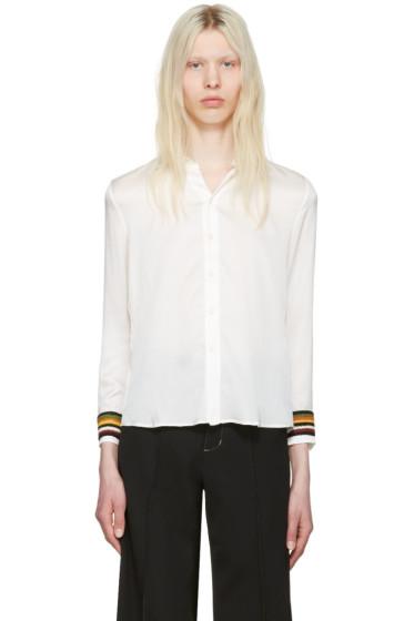 Wales Bonner - Ivory Caribe Shirt