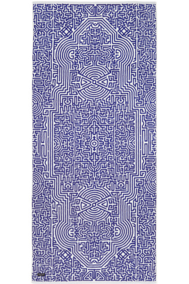 John Elliott - Blue Moroccan Beach Towel