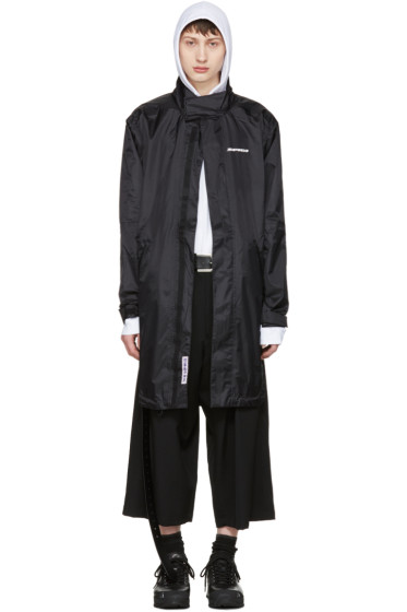 Alyx - ブラック レイン コート
