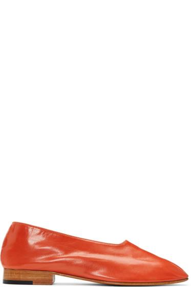 Martiniano - Red Glove Flats