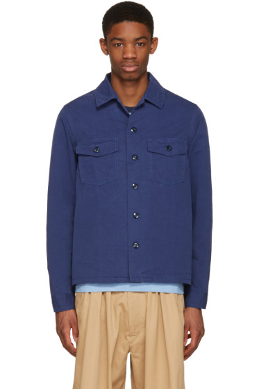 Ganryu - Navy Twill Shirt
