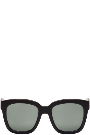 Gentle Monster - Black Mirror Dreamer Hoff Sunglasses