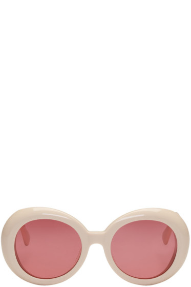 Gentle Monster - Off-White 'Red Pocket' Sunglasses