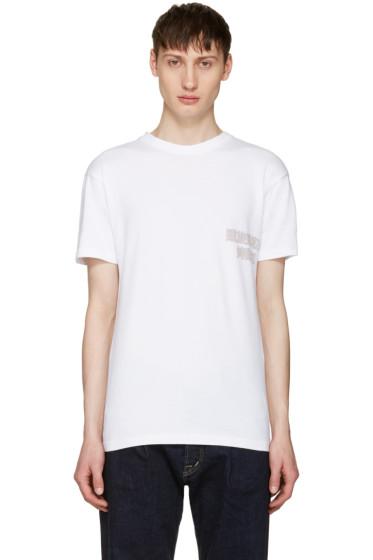 Han Kjobenhavn - White Casual T-Shirt