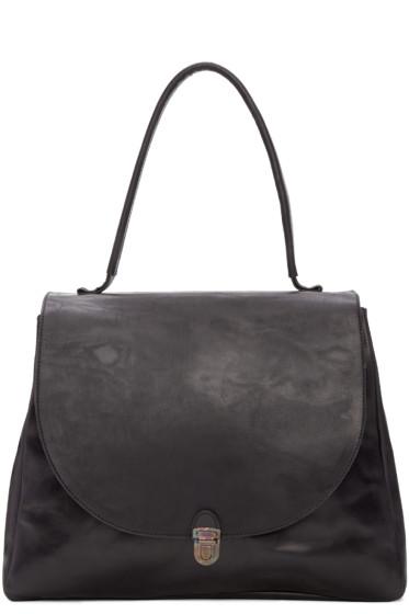 Cherevichkiotvichki - Black Large Lock Bag