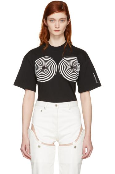 Y/Project - Black Circles T-Shirt