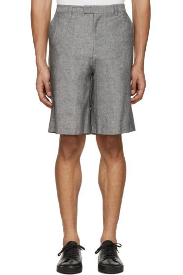 Rochambeau - Grey Tangiers Shorts