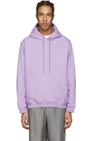 Rochambeau - Purple Marrakech Hoodie