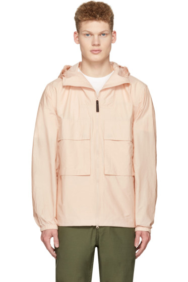 Saturdays NYC - Pink Travis Windbreaker Jacket