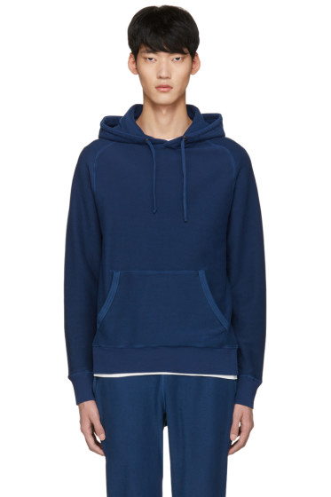 Saturdays NYC - Indigo Ditch Hoodie
