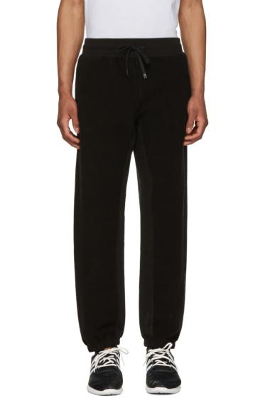 adidas Originals by Alexander Wang - Black Inout Jogger Lounge Pants