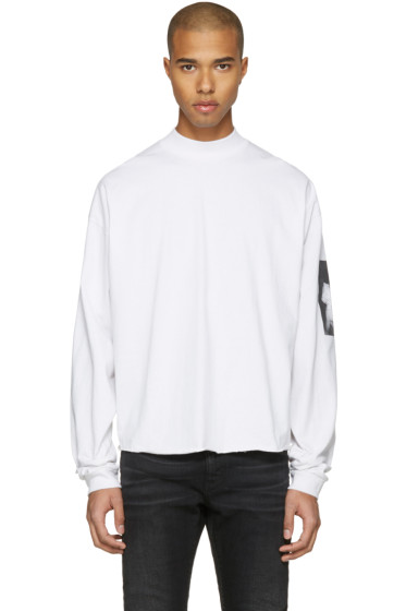 Empathy Los Angeles - White 'Gestures' T-Shirt